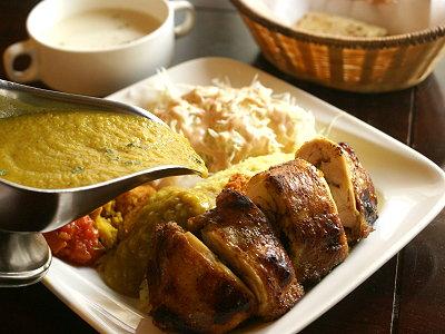 公館美食‧塔美爾尼泊爾餐廳